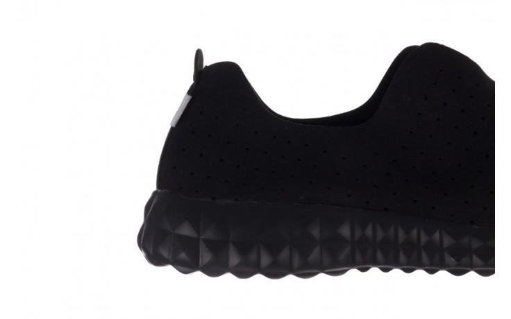 Półbuty rock mandalay black, czarny, materiał - półbuty - buty damskie - kobieta 7