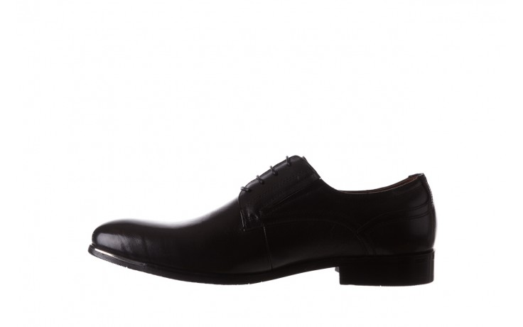 Półbuty brooman h8070-12-04 black, czarny, skóra naturalna - brooman - nasze marki 2