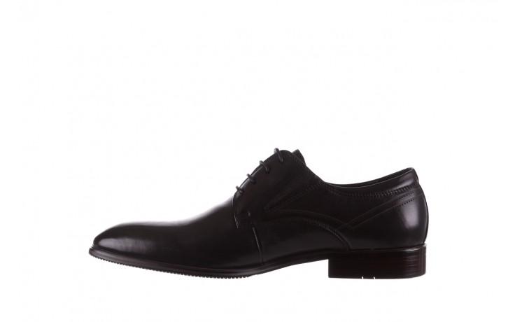 Półbuty brooman b-545 black, czarny, skóra naturalna - bayla exclusive - trendy - mężczyzna 2