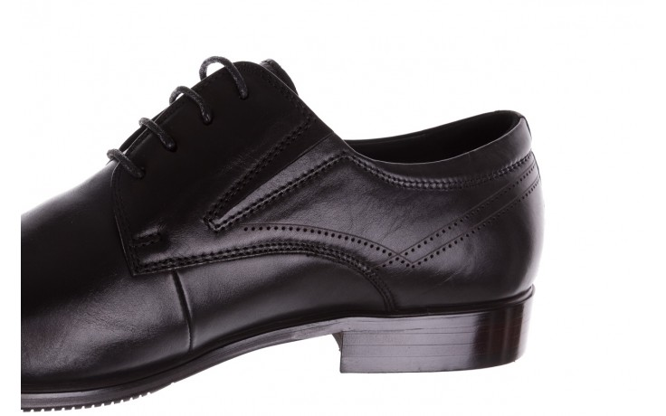 Półbuty brooman b-545 black, czarny, skóra naturalna - bayla exclusive - trendy - mężczyzna 6