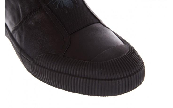 Trampki john doubare s8016-f37517-1 black, czarny, skóra naturalna - bayla exclusive - trendy - mężczyzna 5