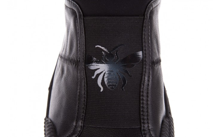 Trampki john doubare s8016-f37517-1 black, czarny, skóra naturalna - bayla exclusive - trendy - mężczyzna 6
