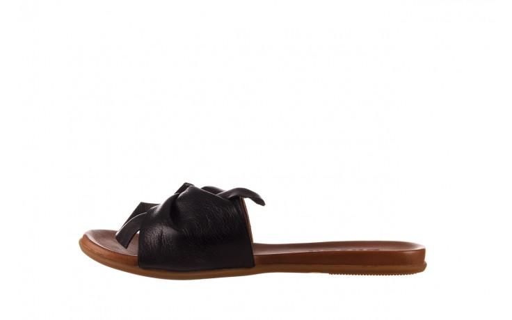 Klapki bayla-190 063 9n0802 black siyah, czarny, skóra naturalna  - klapki - buty damskie - kobieta 2