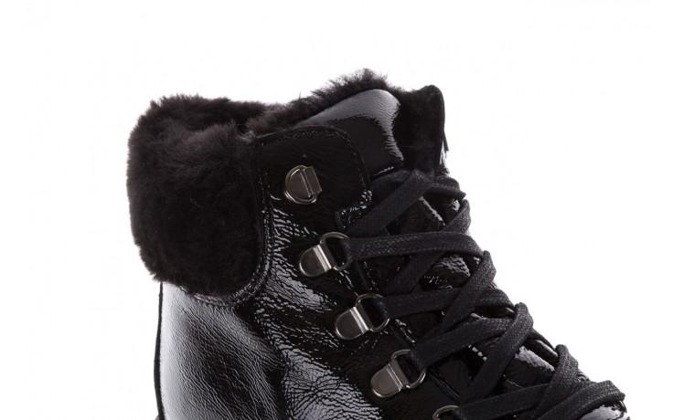 Trzewiki imac 205700 black czarny, skóra naturalna lakierowana - imac  - nasze marki 7