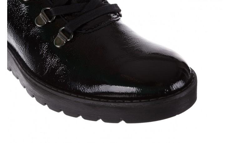 Trzewiki imac 205700 black czarny, skóra naturalna lakierowana - imac  - nasze marki 5