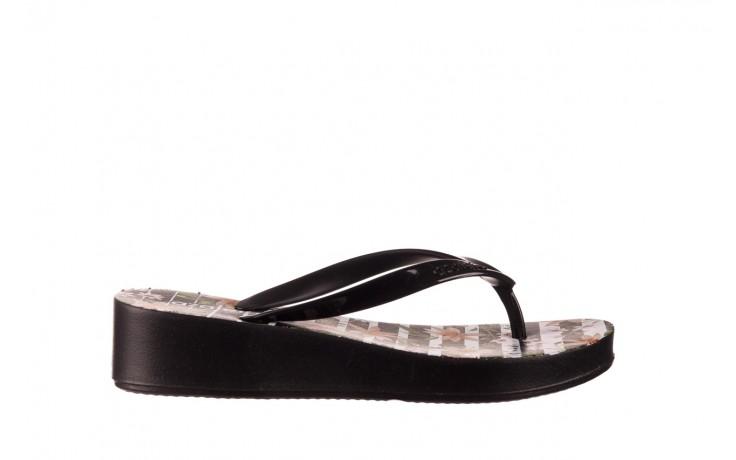 Klapki azaleia 239 464 black black, czarny, guma  - klapki - buty damskie - kobieta