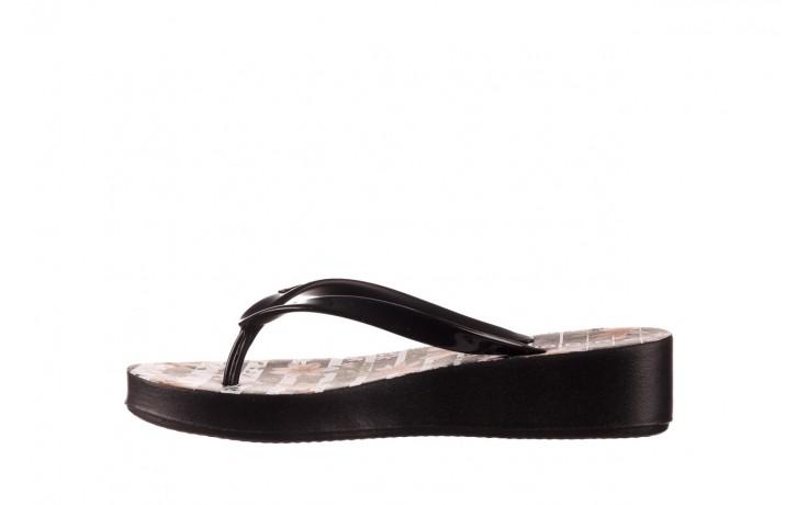 Klapki azaleia 239 464 black black, czarny, guma  - klapki - buty damskie - kobieta 2