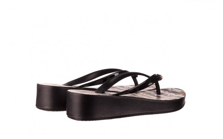 Klapki azaleia 239 464 black black, czarny, guma  - klapki - buty damskie - kobieta 3
