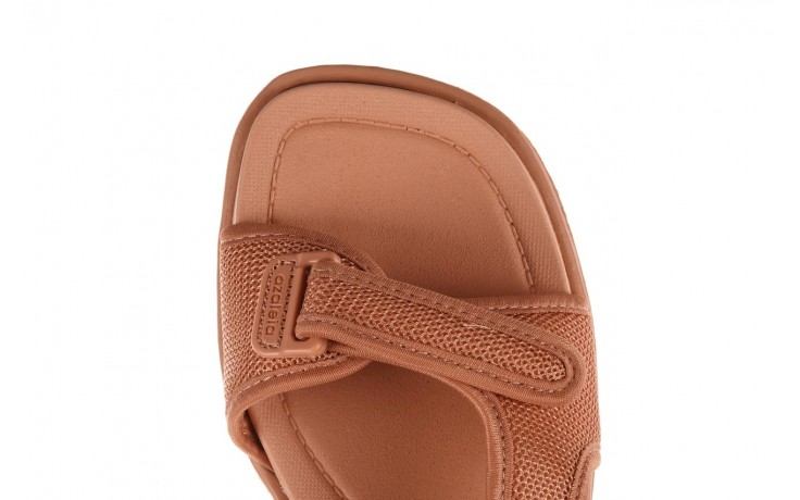 Sandały azaleia 320 323 nude 20, róż, materiał - płaskie - sandały - buty damskie - kobieta 7