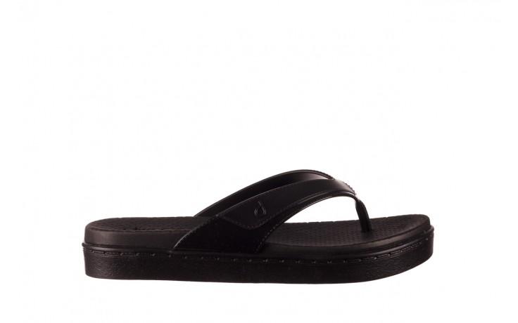 Klapki dijean 286 248 black black, czarny, guma - dijean - nasze marki