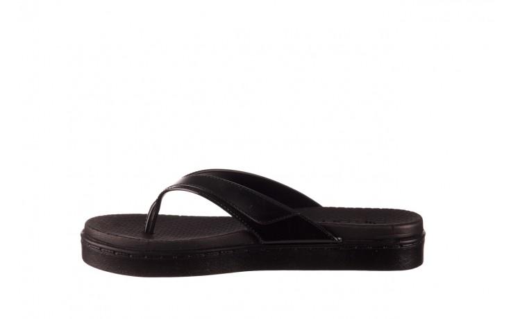 Klapki dijean 286 248 black black, czarny, guma - dijean - nasze marki 2
