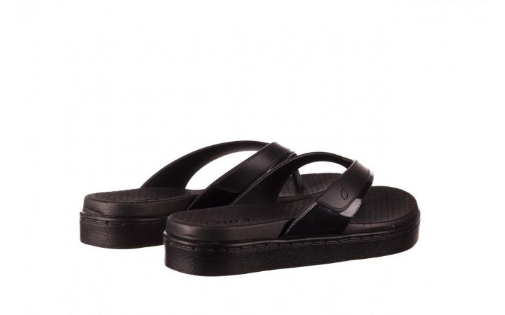 Klapki dijean 286 248 black black, czarny, guma - dijean - nasze marki 3