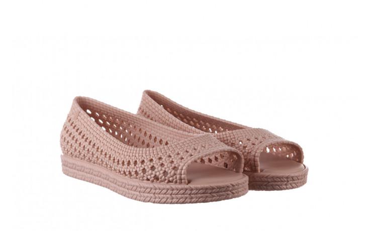 Baleriny melissa camilla jason wu ad light pink 010334, róż, guma - baleriny - melissa - nasze marki 1