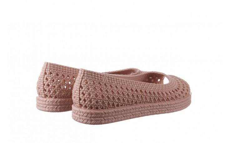 Baleriny melissa camilla jason wu ad light pink 010334, róż, guma - baleriny - melissa - nasze marki 3