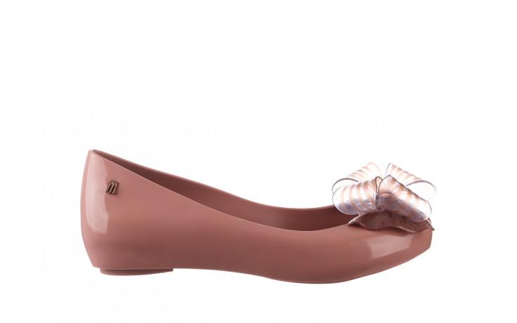 Baleriny melissa ultragirl sweet xviii ad pink pink glitter 010328, róż, guma - kobieta