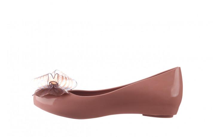 Baleriny melissa ultragirl sweet xviii ad pink pink glitter 010328, róż, guma - kobieta 2