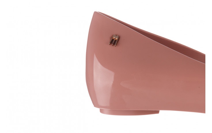 Baleriny melissa ultragirl sweet xviii ad pink pink glitter 010328, róż, guma - kobieta 6