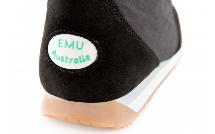 Botki emu kanama lo black, czarny, skóra naturalna - emu - nasze marki 5