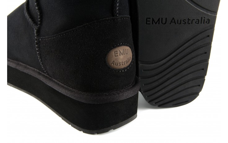 Emu stinger lo flatform black - emu - nasze marki 4