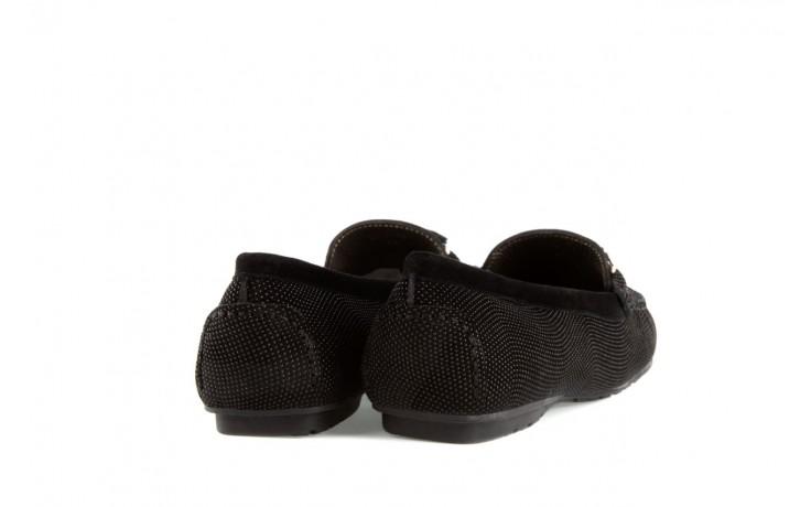 Bayla-018 1537-43 black grain epoxy kid suede - bayla - nasze marki 3