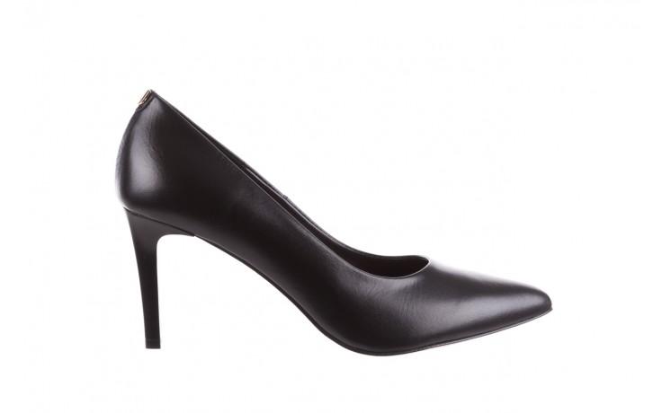 Czółenka bayla-056 1816-08 czarne 20, skóra naturalna  - szpilki - buty damskie - kobieta