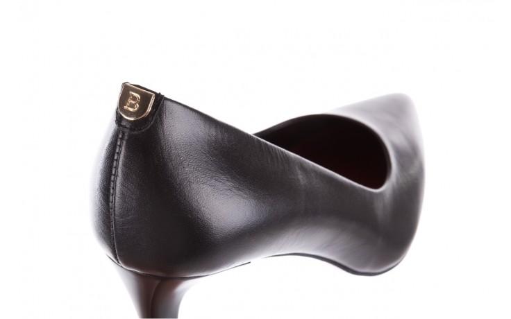 Czółenka bayla-056 1816-08 czarne 20, skóra naturalna  - szpilki - buty damskie - kobieta 5