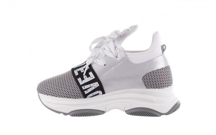 Sneakersy bayla-155 385-2800 popielate, materiał - bayla - nasze marki 2