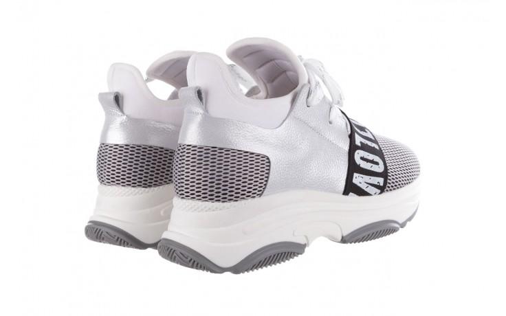 Bayla-155 385-2800 popielate sneakersy 19 - sneakersy - buty damskie - kobieta 3