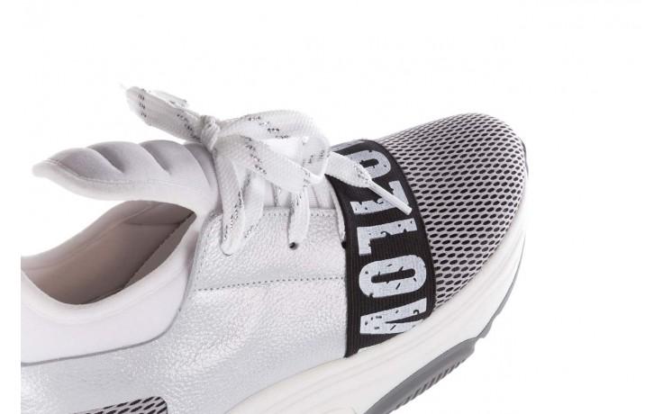 Sneakersy bayla-155 385-2800 popielate, materiał - bayla - nasze marki 5