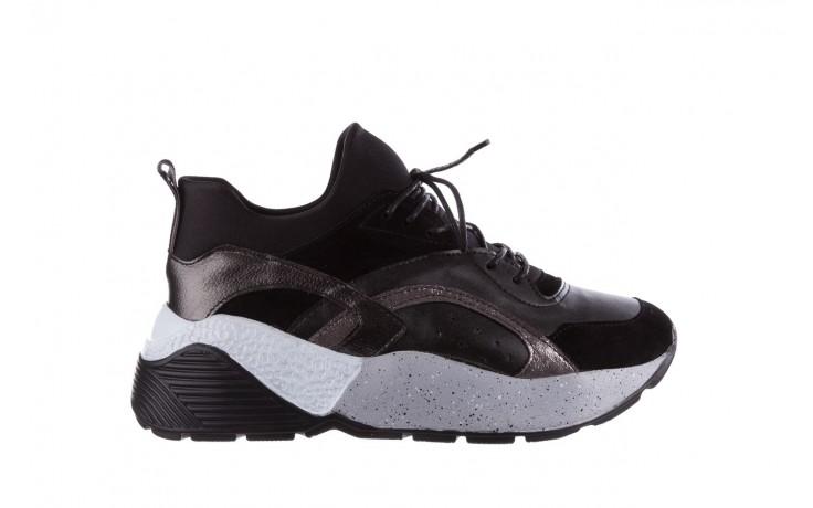Bayla-155 385-2758 czarne sneakersy 19 - obuwie sportowe - dla niej  - sale