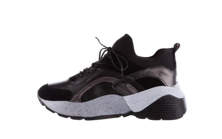Bayla-155 385-2758 czarne sneakersy 19 - obuwie sportowe - dla niej  - sale 2
