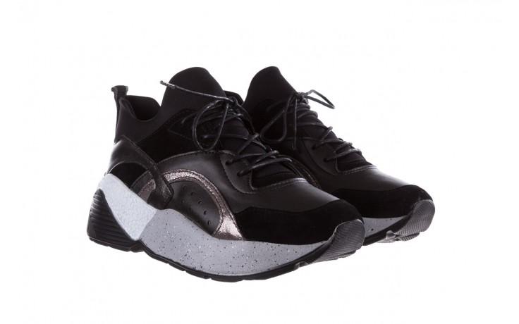 Bayla-155 385-2758 czarne sneakersy 19 - obuwie sportowe - dla niej  - sale 1