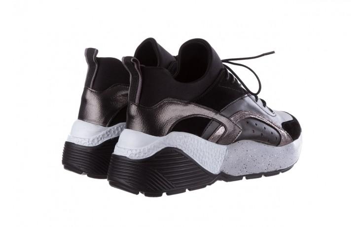 Bayla-155 385-2758 czarne sneakersy 19 - obuwie sportowe - dla niej  - sale 3