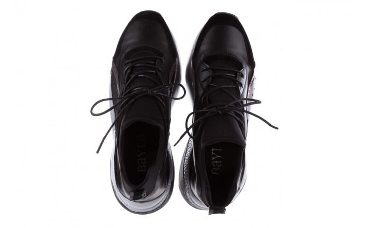Bayla-155 385-2758 czarne sneakersy 19 - obuwie sportowe - dla niej  - sale 4