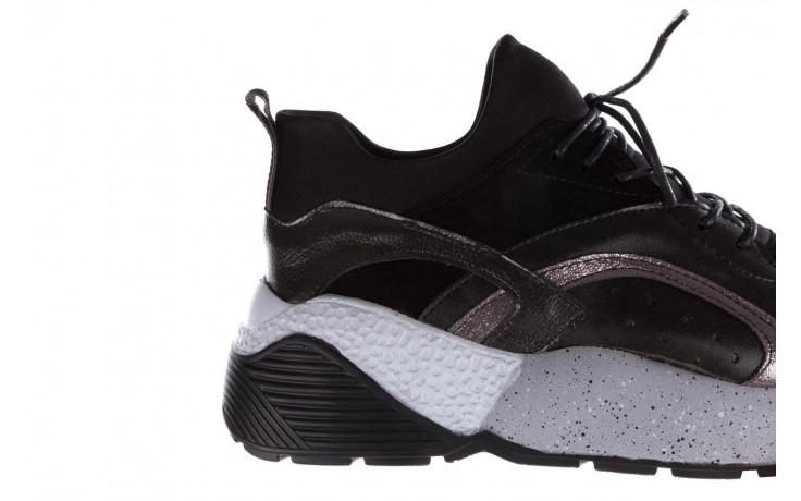 Sneakersy bayla-155 385-2758 czarne, skóra ekologiczna - bayla - nasze marki 6