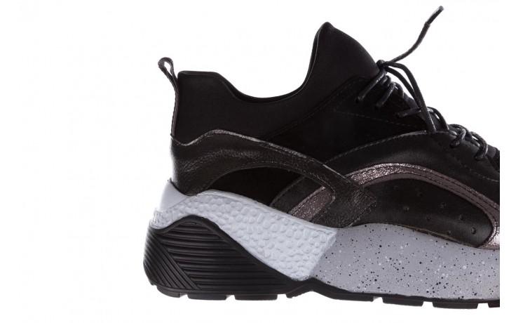 Bayla-155 385-2758 czarne sneakersy 19 - obuwie sportowe - dla niej  - sale 5