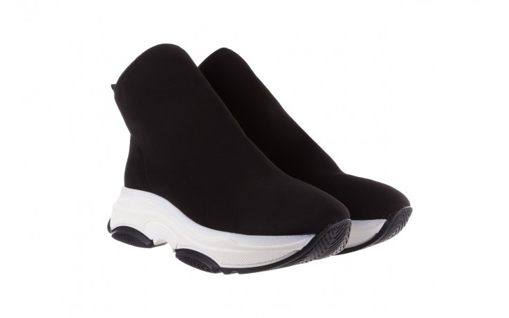 Sneakersy bayla-155 001-002 czarne, materiał - bayla - nasze marki 1