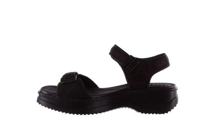 Sandały azaleia 320 321 black 19, czarny, materiał - azaleia - nasze marki 2