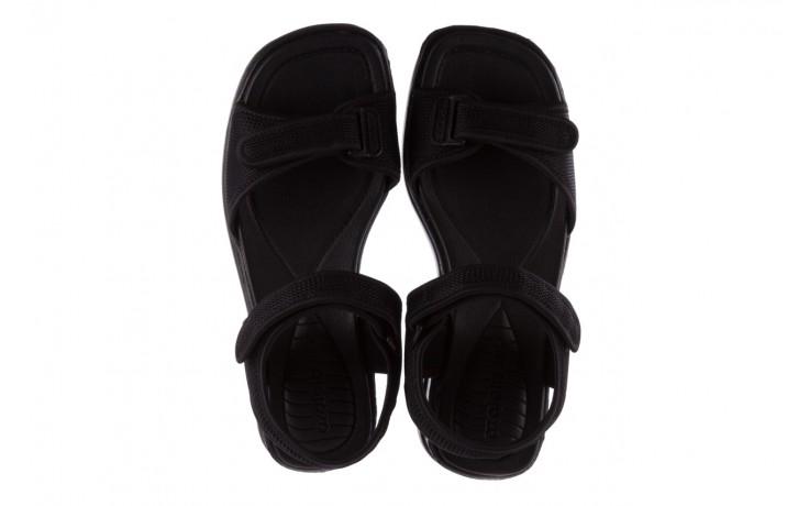Sandały azaleia 320 321 black 19, czarny, materiał - azaleia - nasze marki 4
