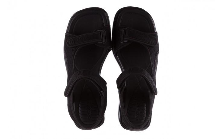 Sandały azaleia 320 323 black 19, czarny,  materiał - azaleia - nasze marki 4