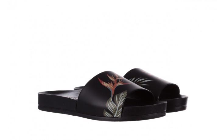 Klapki azaleia 290 196 black-orange, czarny, guma - azaleia - nasze marki 1