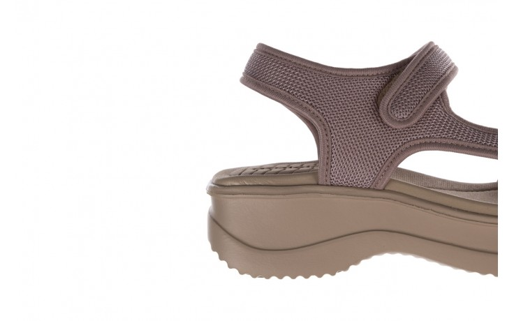 Sandały azaleia 320 323 pearl 19, perłowy, materiał  - azaleia - nasze marki 6