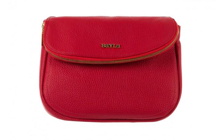 Bayla-165 torebka ivi czerwona - bayla - nasze marki