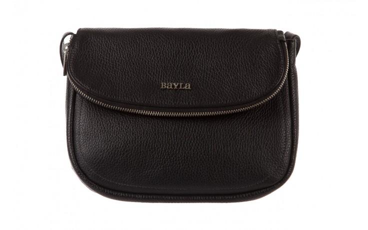 Bayla-165 torebka ivi czarna - bayla - nasze marki