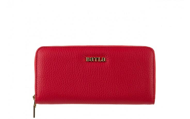 Bayla-165 portfel maddy czerwony - bayla - nasze marki