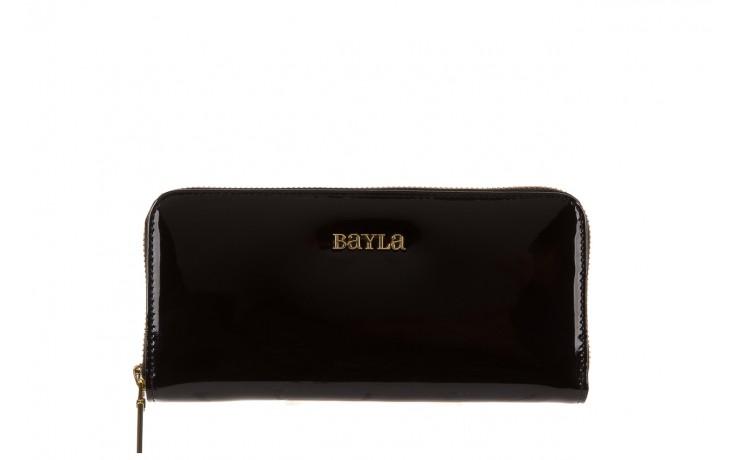 Bayla-165 portfel maddy czarny - akcesoria - kobieta - halloween do -30%