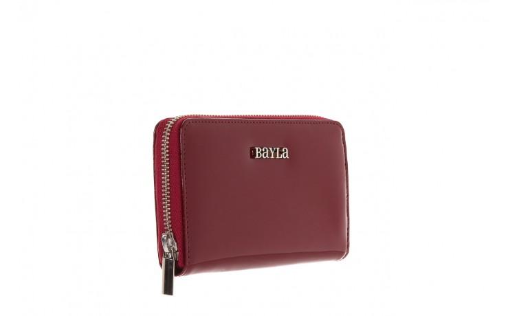 Bayla-165 portfel revel bordowy - akcesoria - kobieta - halloween do -30% 2