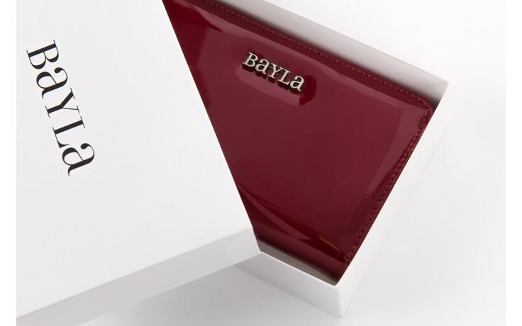 Bayla-165 portfel revel bordowy - akcesoria - kobieta - halloween do -30% 1