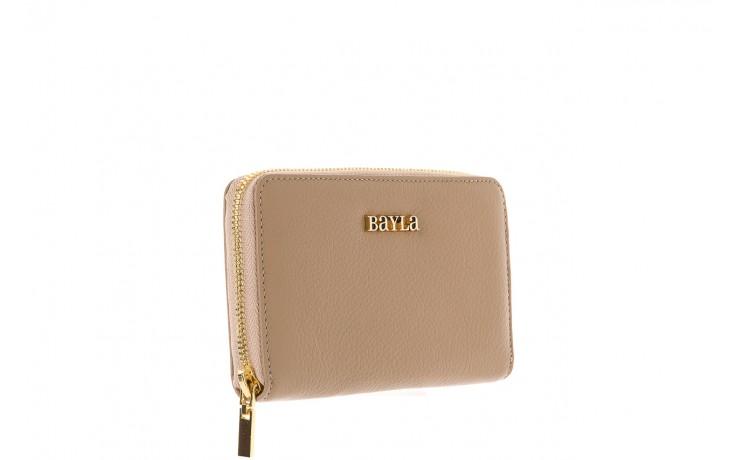 Bayla-165 portfel revel beżowy - bayla - nasze marki 2