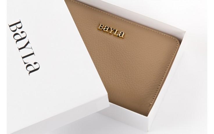 Bayla-165 portfel revel beżowy - akcesoria - kobieta 1